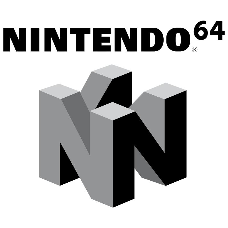 Nintendo 64 vector