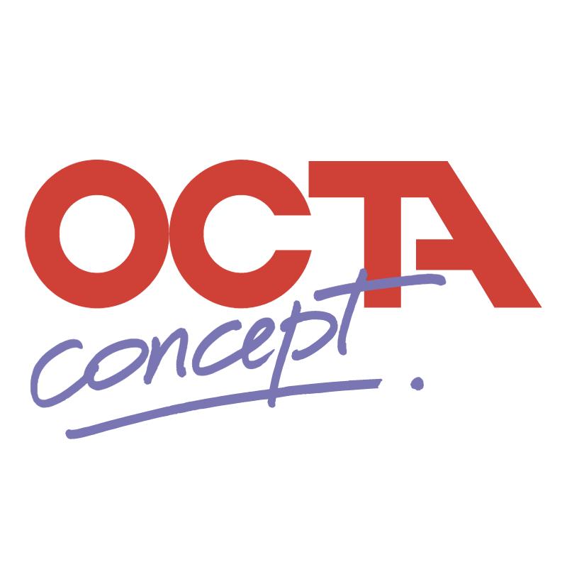 OCTA Concept vector