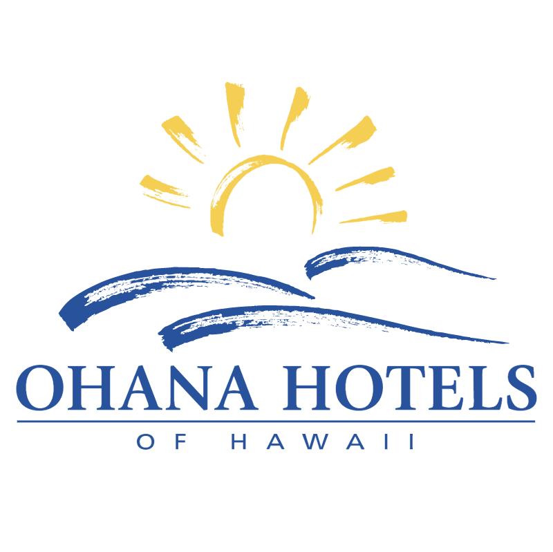 Ohana Hotels vector
