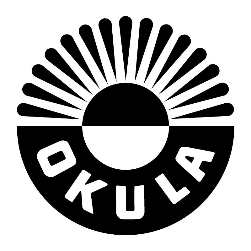 Okula vector logo