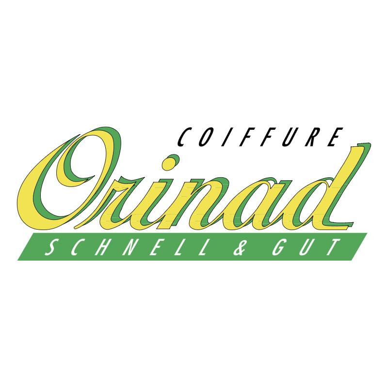 Orinad vector logo