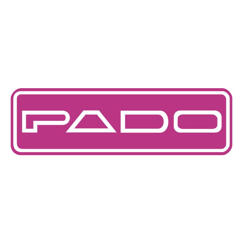 PADO vector logo
