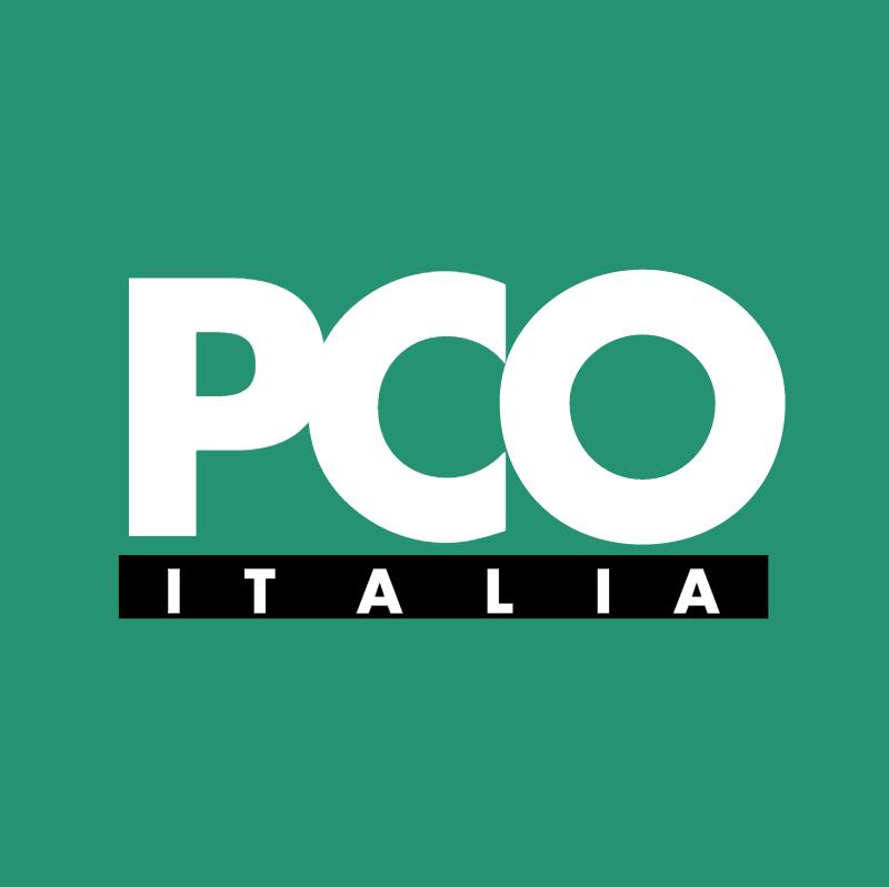 PCO Italia vector