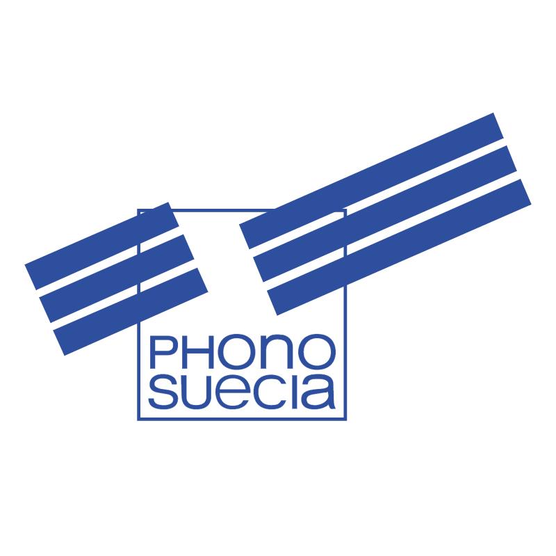Phono Suecia vector