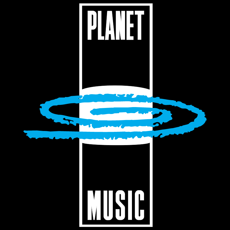 Planet Music vector