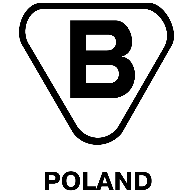 Poland standard vector