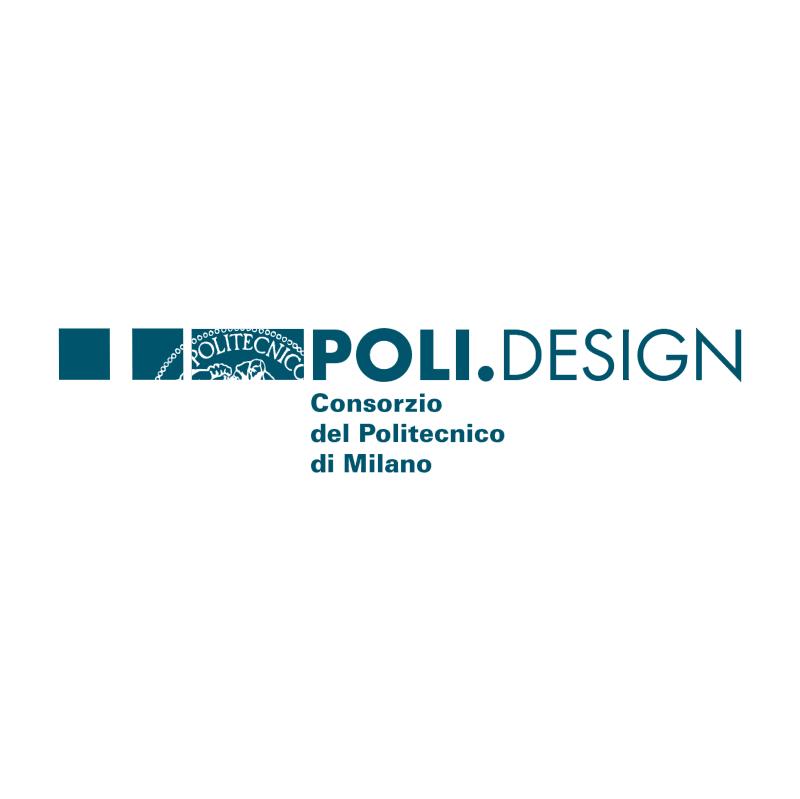 Politecnico di Milano Consorzio Polidesign vector logo