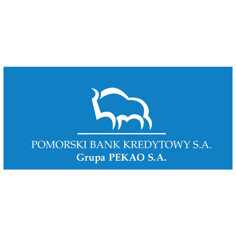 Pomorski Bank Kredytowy vector
