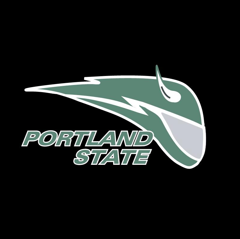Portland State Vikings vector logo
