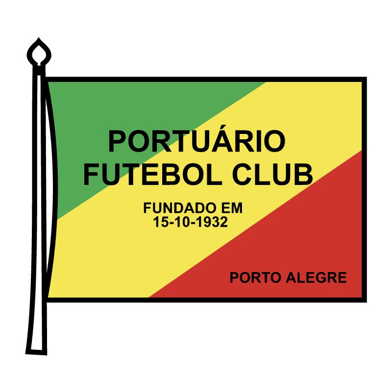 Portuario Futebol Clube de Porto Alegre RS vector