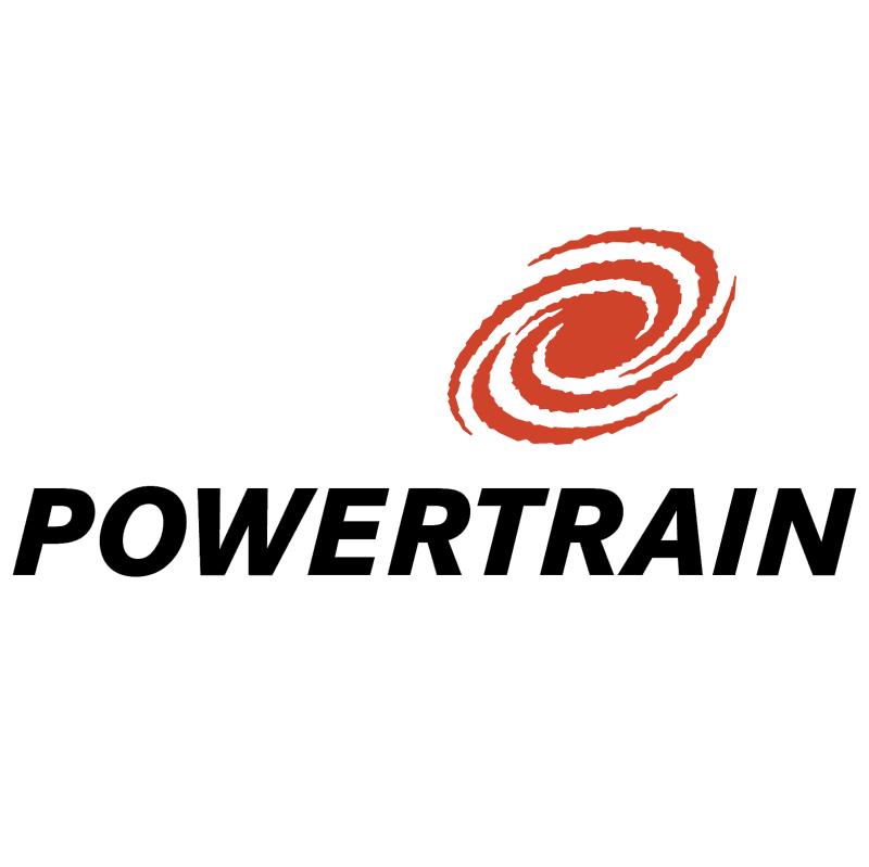 Powertrain vector logo