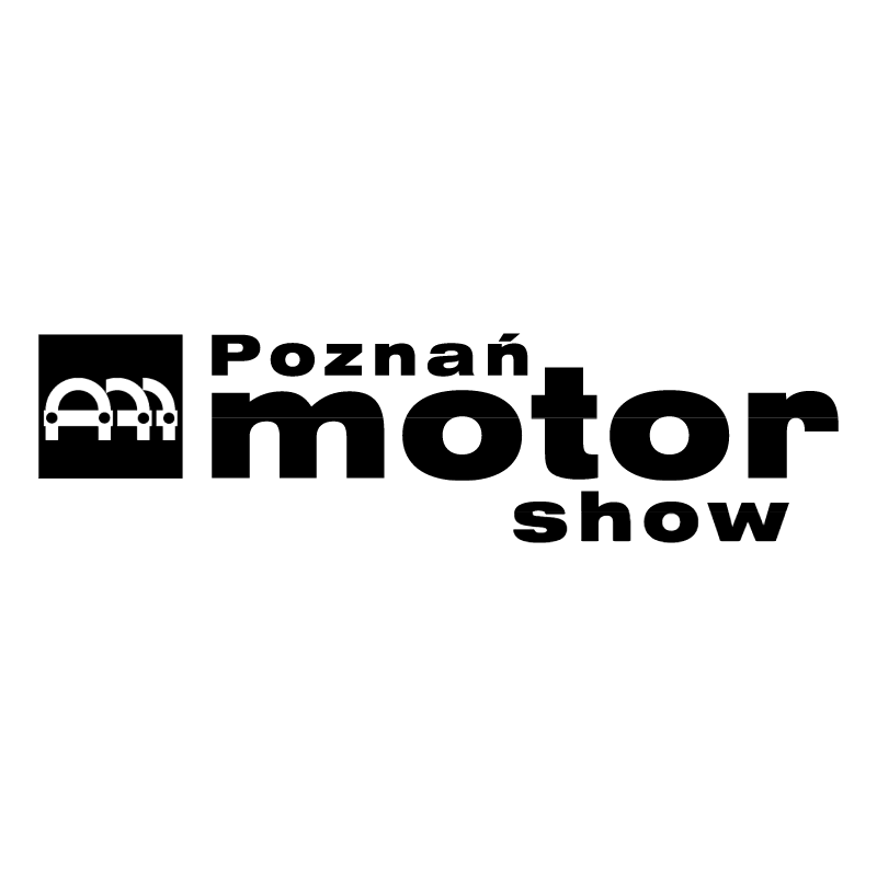 Poznan Motor Show vector