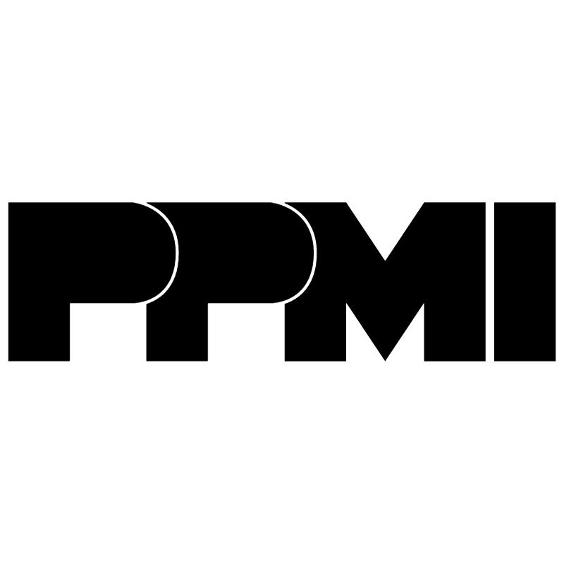 PPMI vector logo