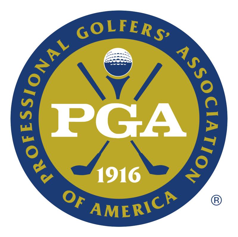 Professional Golfers Association vector