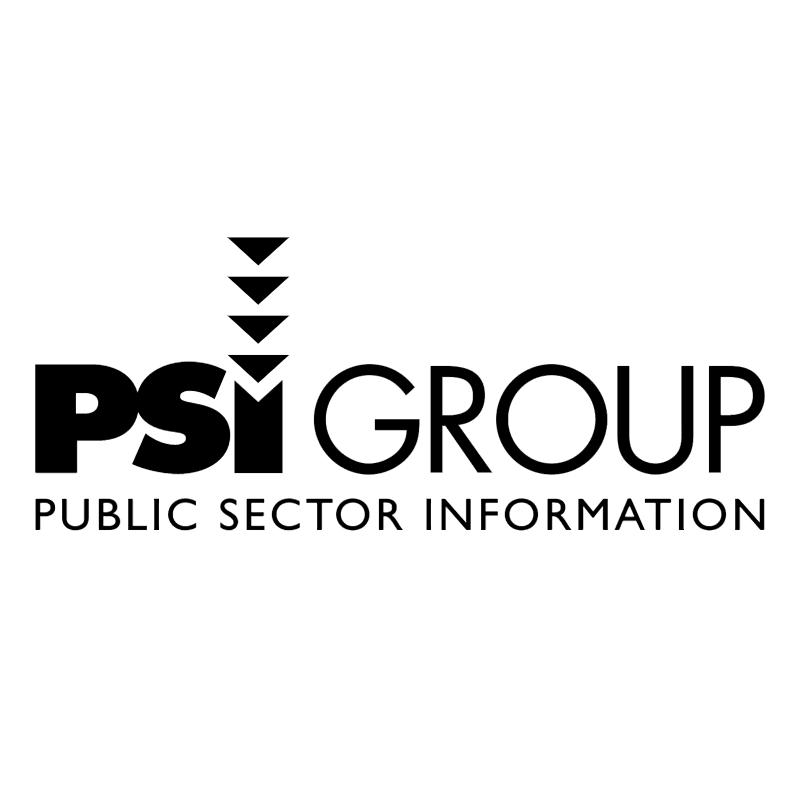 PSI Group vector logo