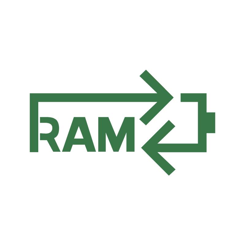 RAM vector logo