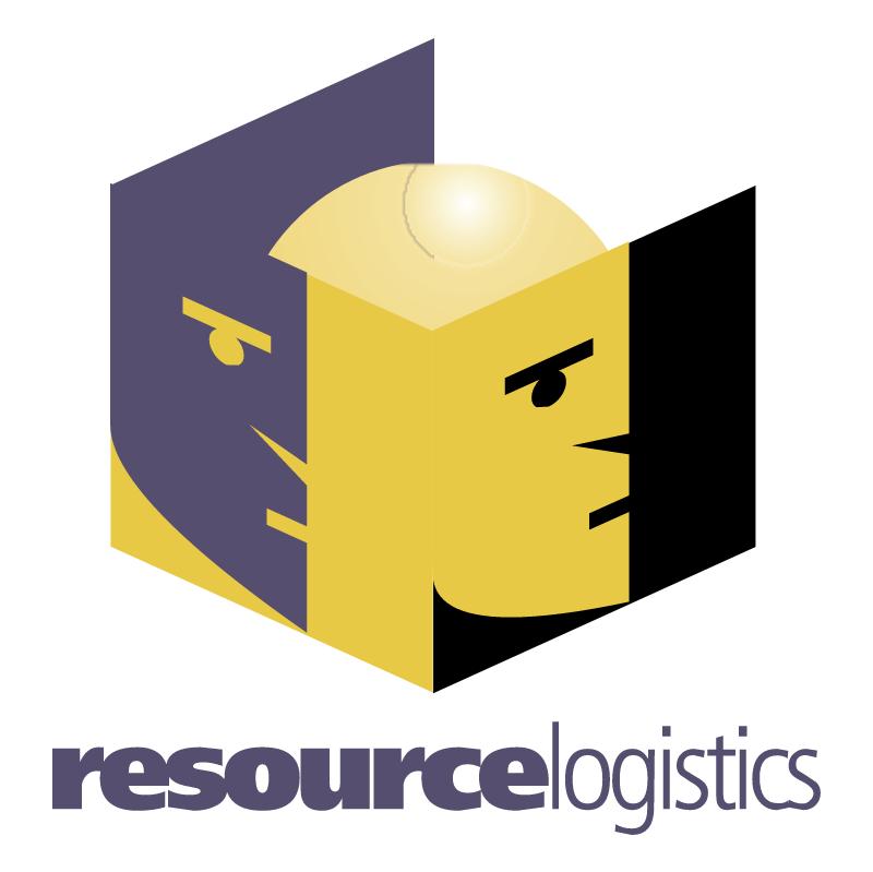 Resource Logistics vector
