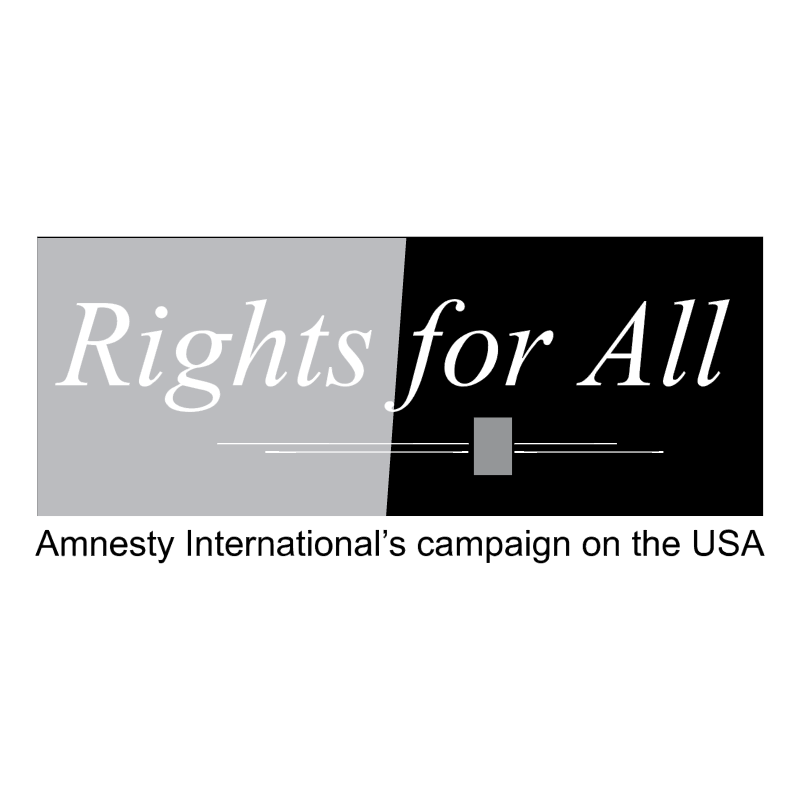 Rights for All vector logo