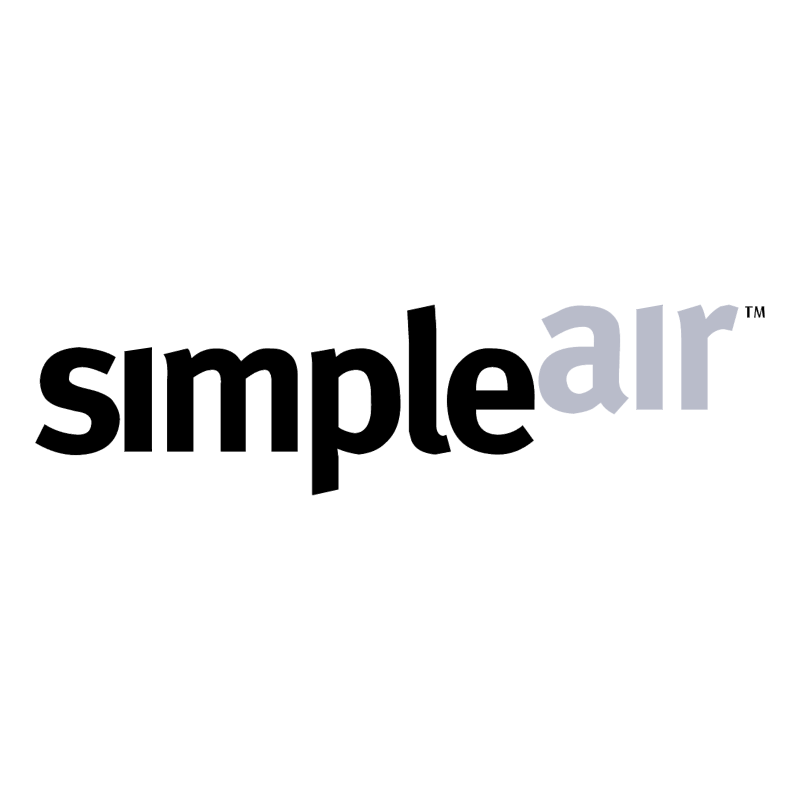 Simple Air vector