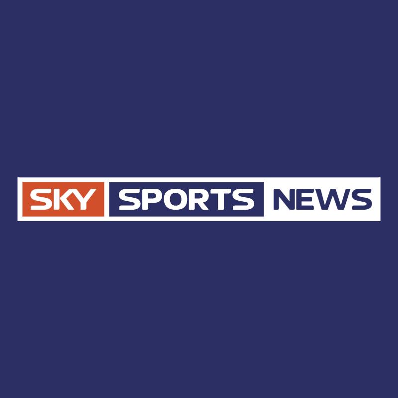SKY sports news vector logo