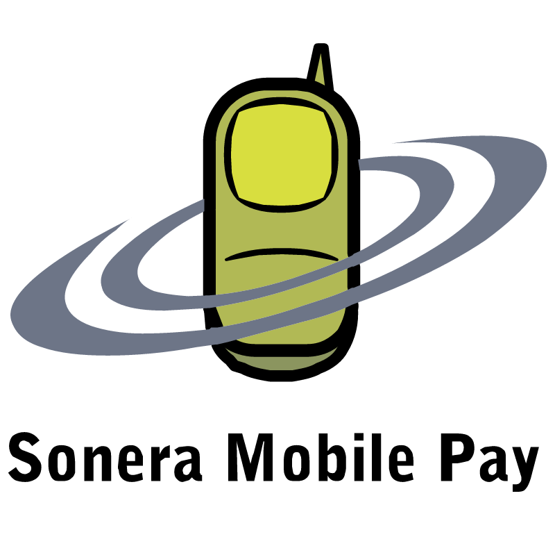 Sonera Mobile Pay vector logo