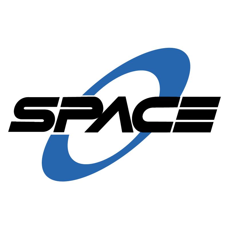 Space vector logo