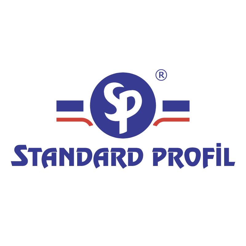 Standard Profil vector