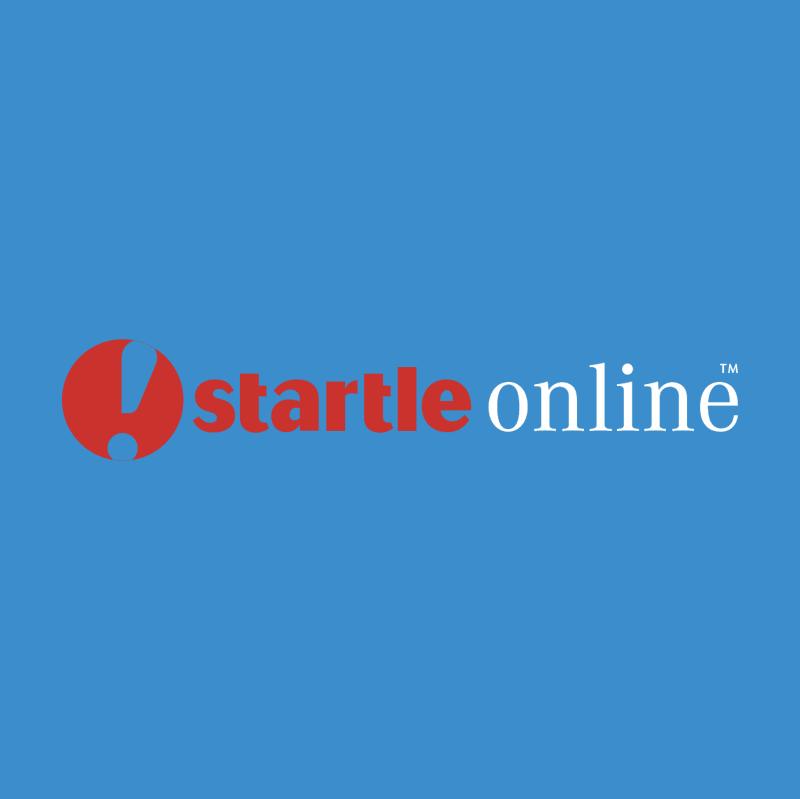 Startle Online vector