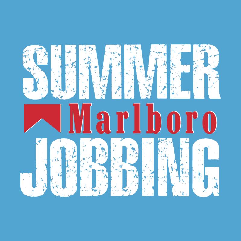 Summer Jobbing vector