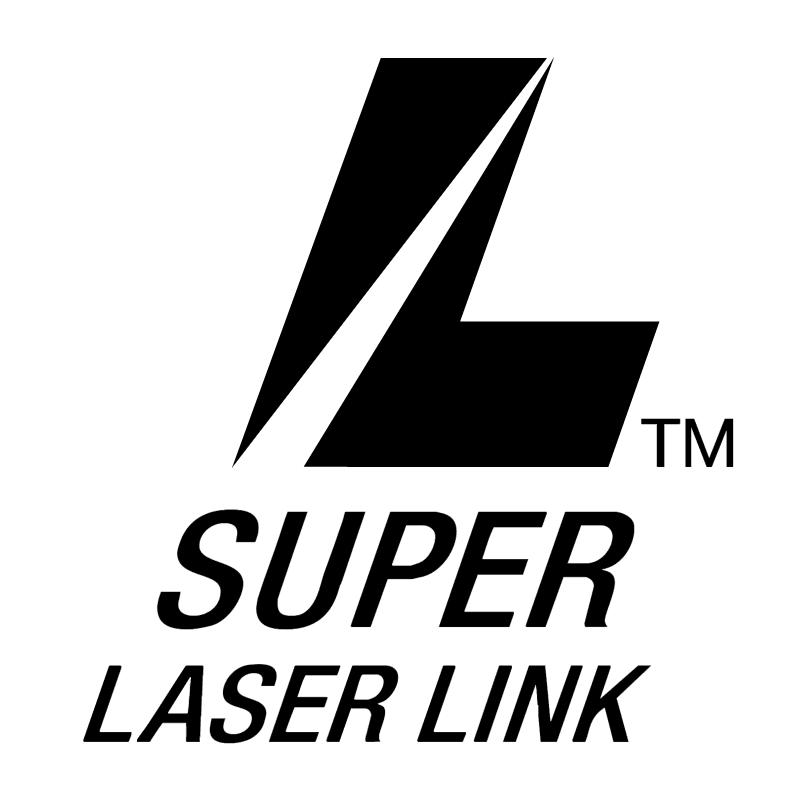 Super Laser Link vector logo