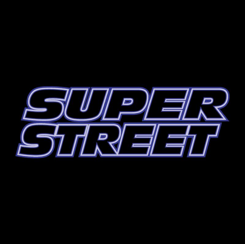Super Street vector logo
