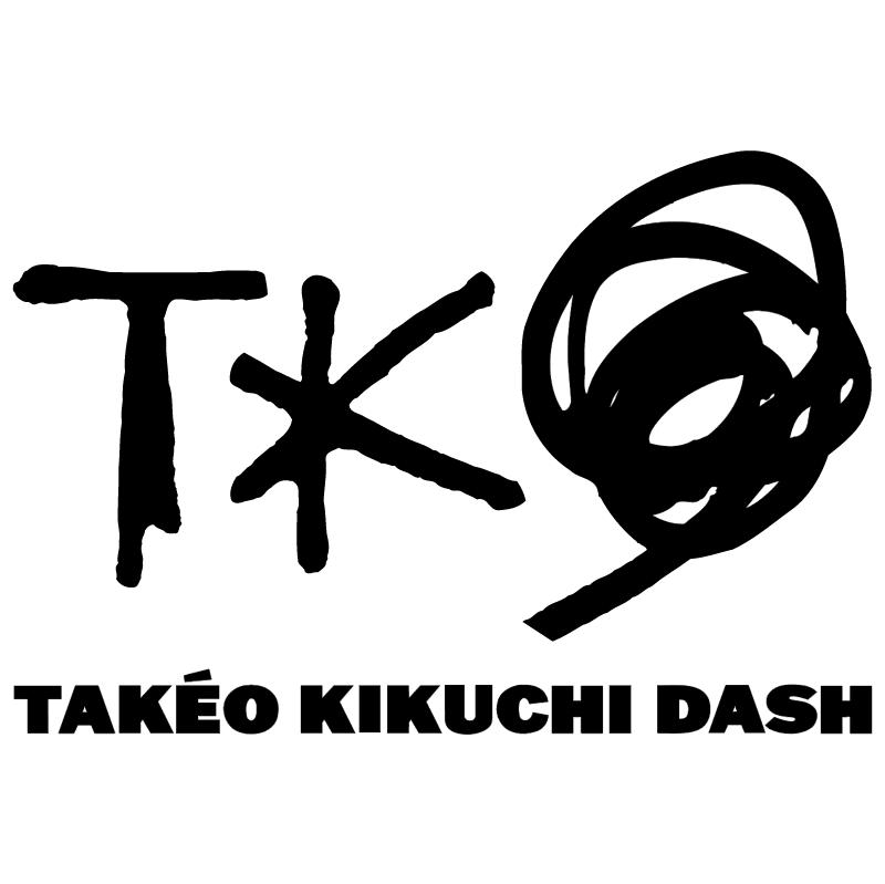 Takeo Kikuchi Dash vector