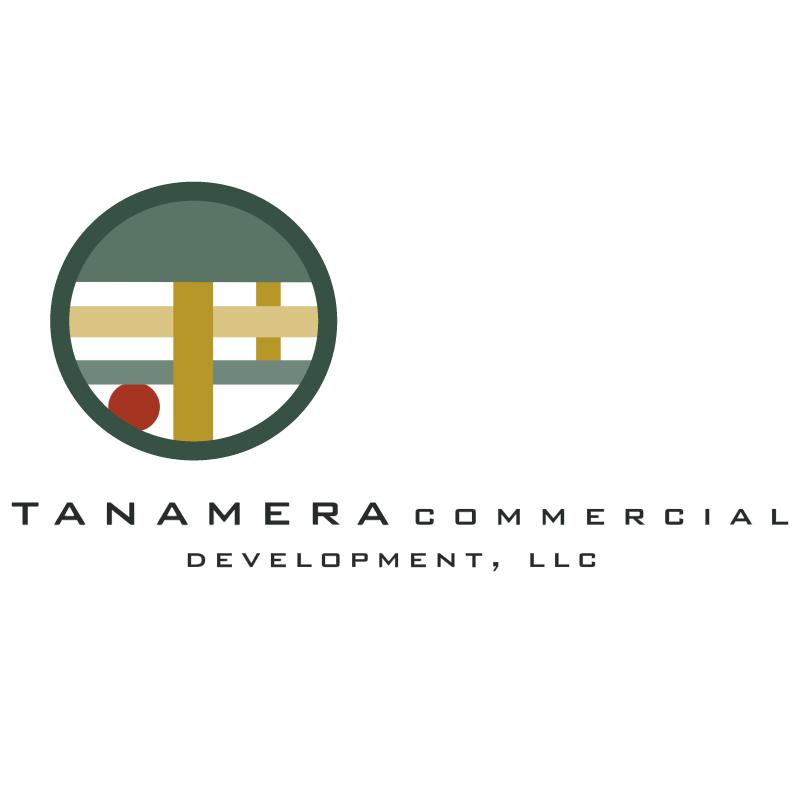 Tanamera Commercial Development vector