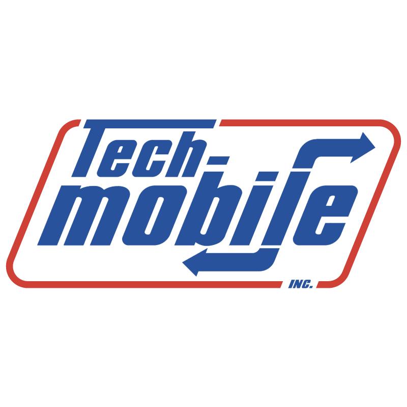 Tech Mobile vector