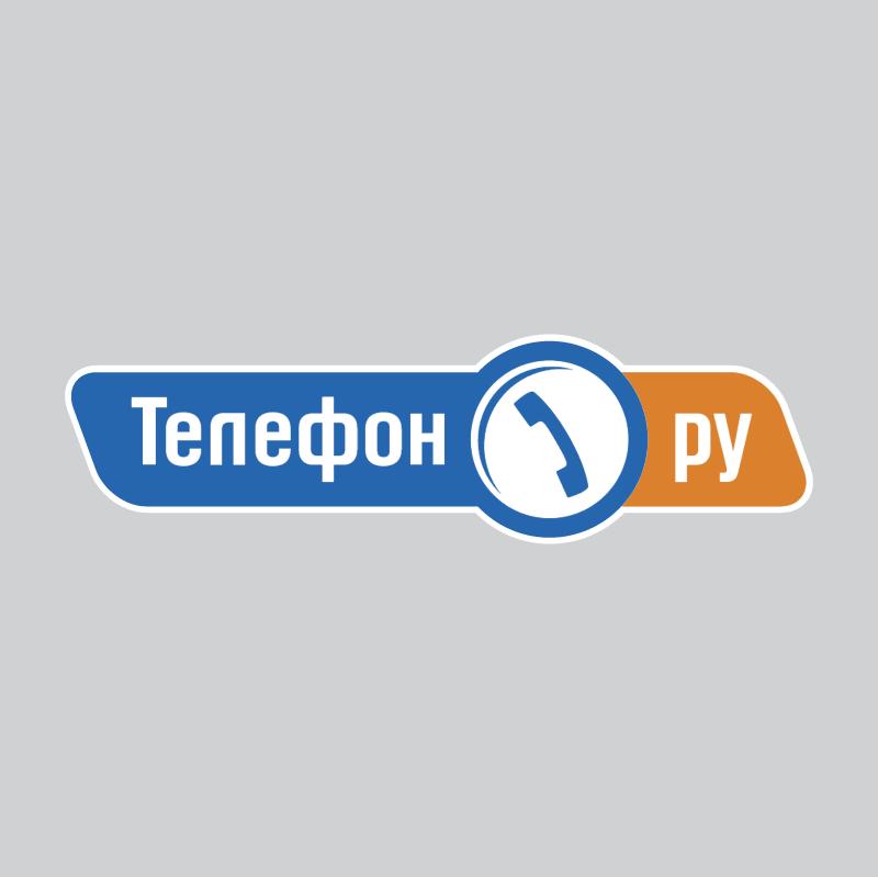 telephone ru vector