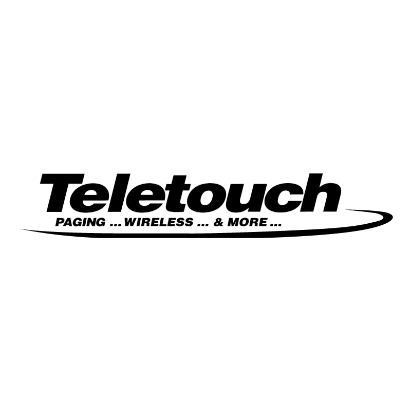 Teletouch vector