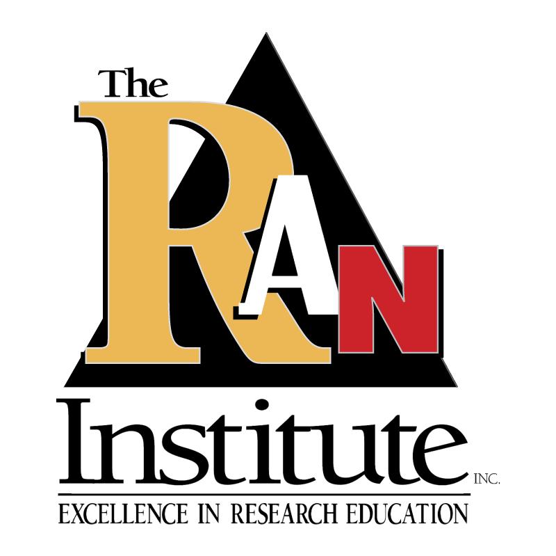 The RAN Institute vector
