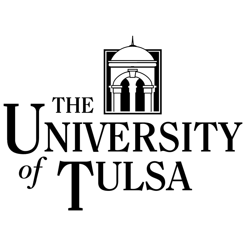 The University of Tulsa vector