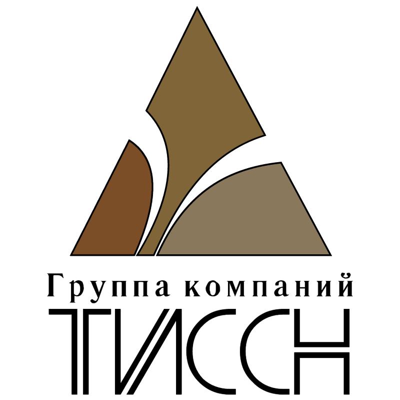 Tissn vector logo