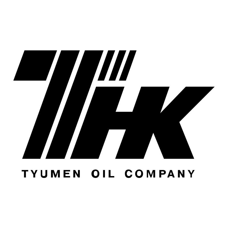 TNK Tyumen Oil Company vector logo