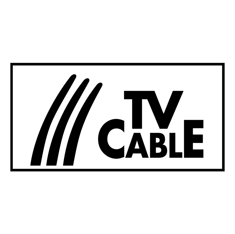 TV Cable vector