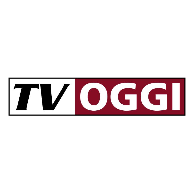TV Oggi vector