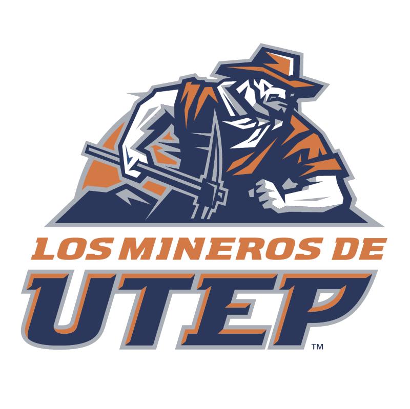 UTEP Miners vector logo