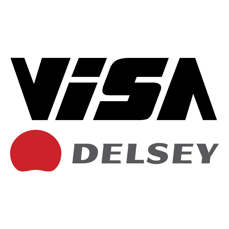 Visa Delsey vector