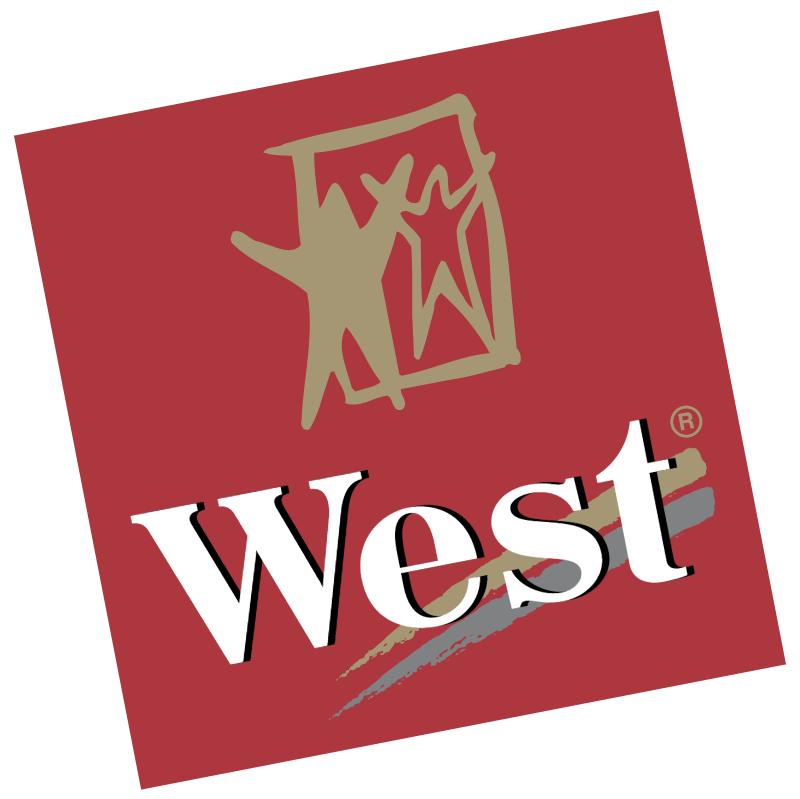 West vector logo