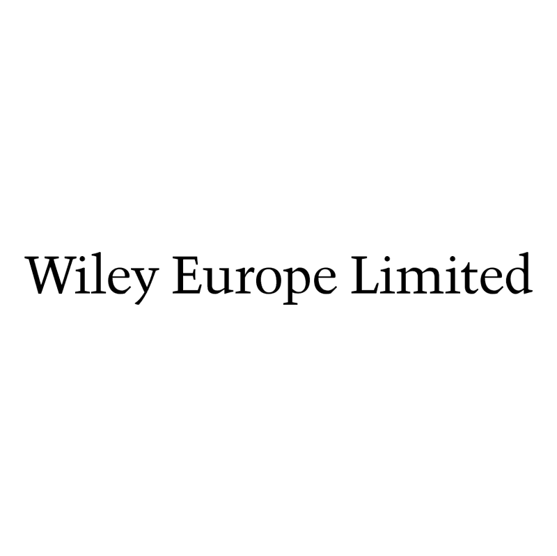Wiley Europe Limited vector