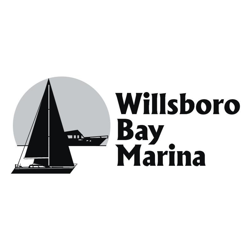 Willsboro Bay Marina vector