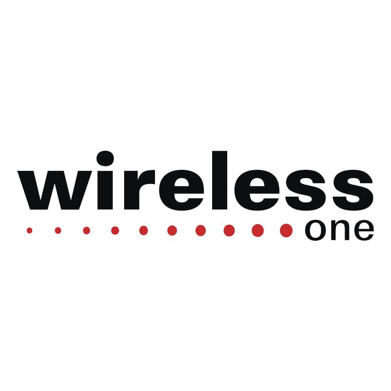Wireless One vector
