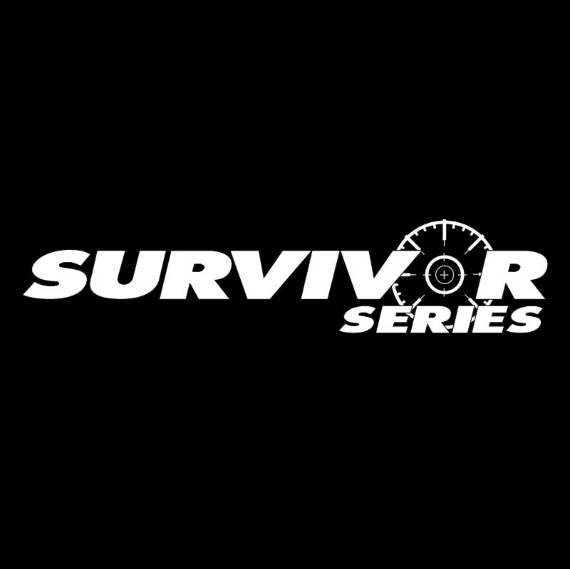WWF Survivor Series vector logo