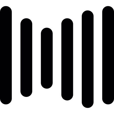 Parallel lines vector logo